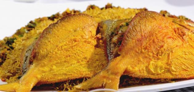 طريقة عمل مطبق السمك العراقي