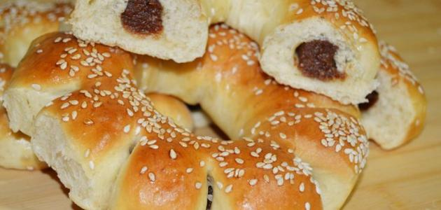 طريقة عمل خبز التمر