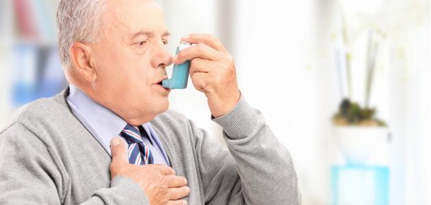 أعراض مرض الربو