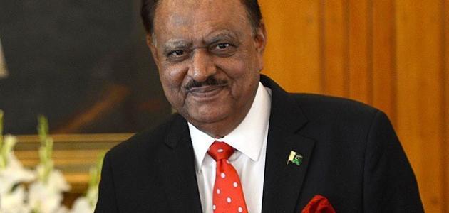 اسم رئيس الباكستان