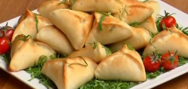 طريقة عمل فطائر السبانخ بالطريقة الفلسطينية