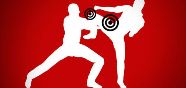 تعلم فنون الدفاع عن النفس