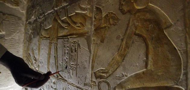 آثار فرعونية قديمة