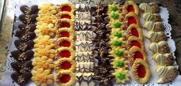 طريقة صنع الحلويات