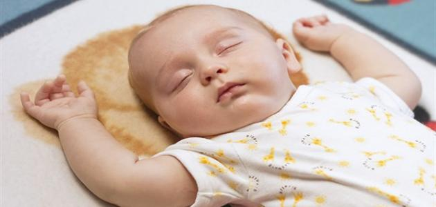 اسباب عدم نوم الرضيع ليلا