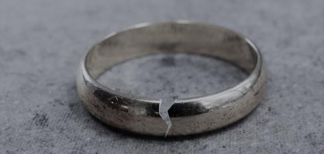 Oath of divorce
