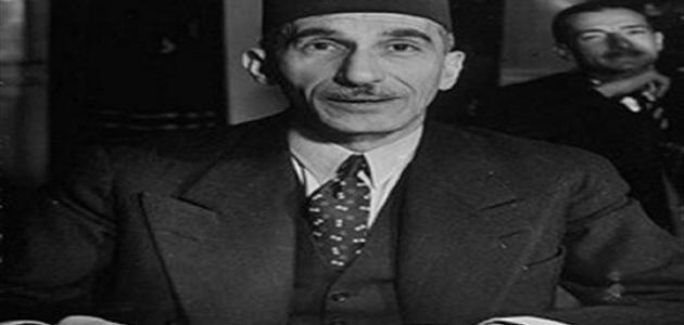 أحمد حسنين باشا