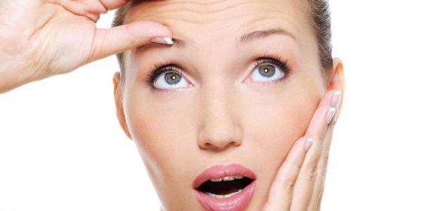 ba4a9bde3 وسائل لإزالة تجاعيد الوجه - موضوع