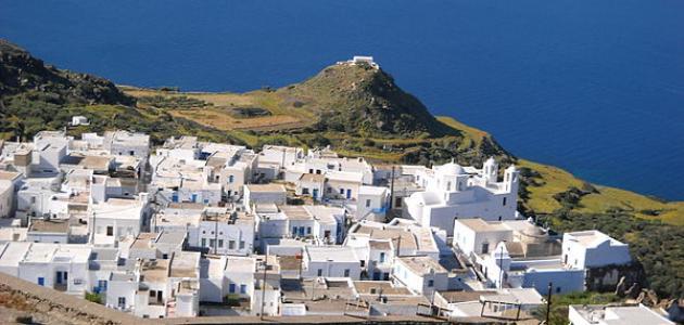 جزر يونانية