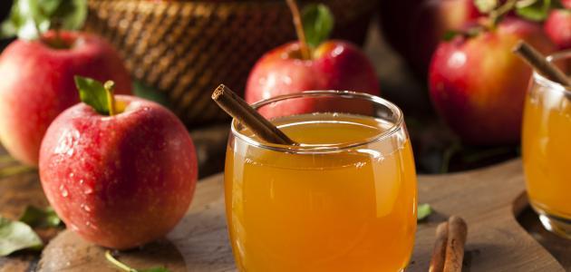 فوائد خل التفاح فى نقص الوزن