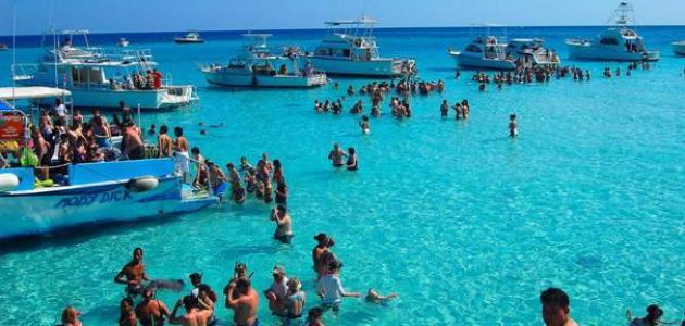 جزر البحر الكاريبي