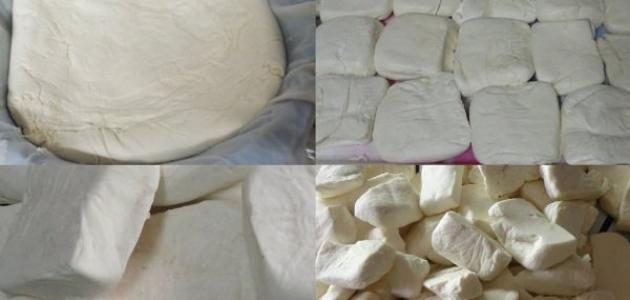 طريقة صناعة الجبن