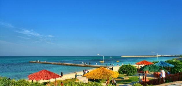 جزيرة قيس