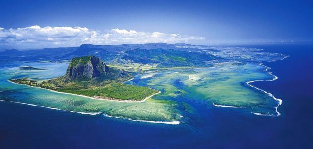 أكبر جزر في العالم