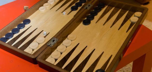 طريقة لعبة الطاولة