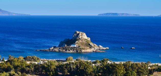 جزيرة كوس في اليونان