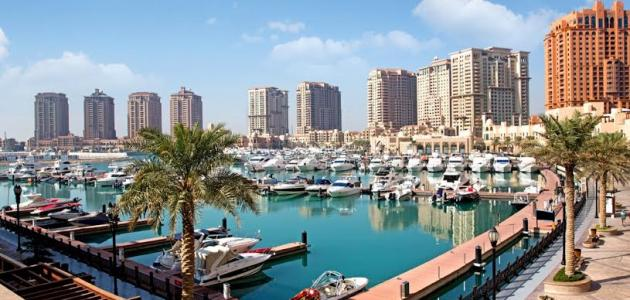 جزيرة اللؤلؤ في قطر