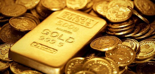 حساب زكاة الذهب
