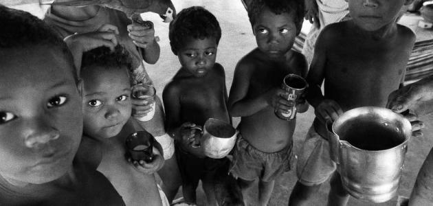 آثار الفقر