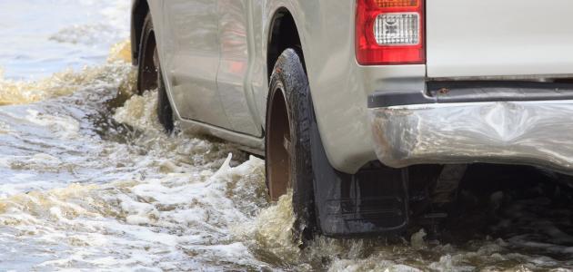 سيارة تعمل بالماء