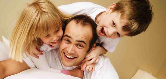 العلاقة بين الآباء والأبناء