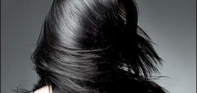 كيفية إزالة اللون الأسود من الشعر