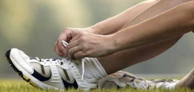 إزالة الرائحة الكريهة من الحذاء