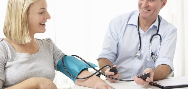 ارتفاع ضغط الدم أثناء الحمل