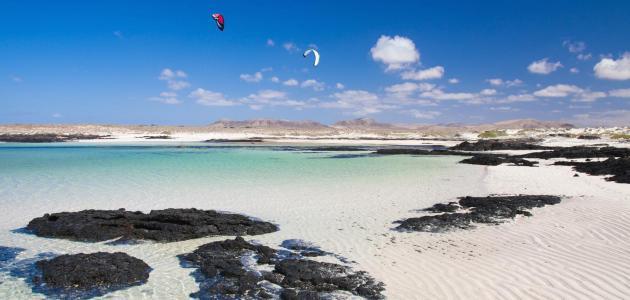 جزر إسبانيا السياحية