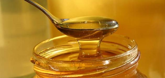 علاج ضيق التنفس بالعسل
