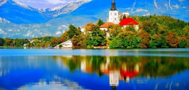 السفر إلى سلوفينيا