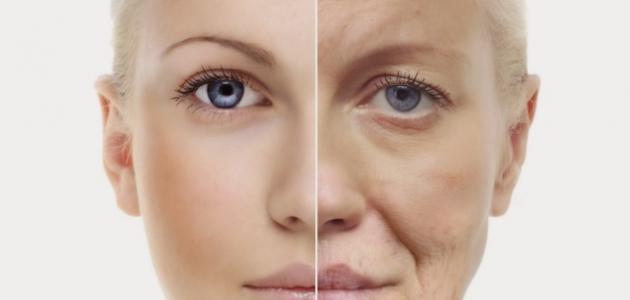 أسباب الشيخوخة المبكرة