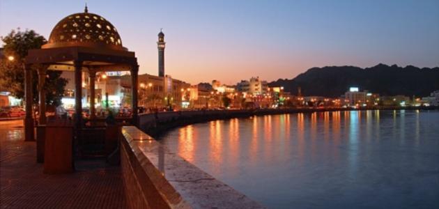 الطبيعة في عمان