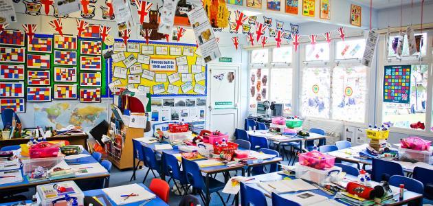 المحافظة على البيئة المدرسية