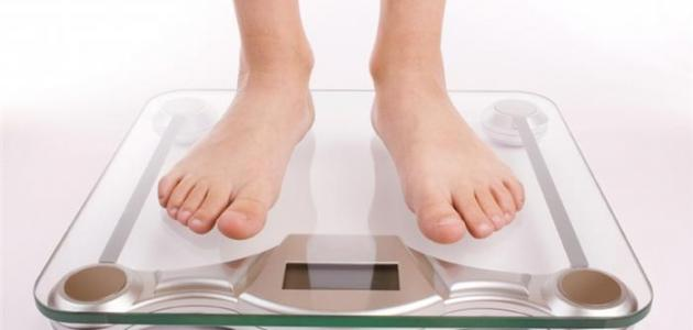 معرفة الوزن المثالي للطول والعمر