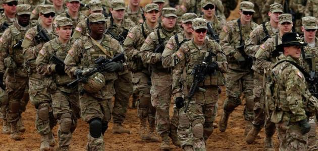 أكبر قوة عسكرية في العالم