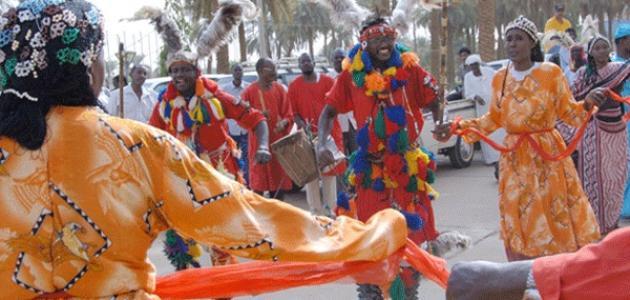 الثقافة السودانية