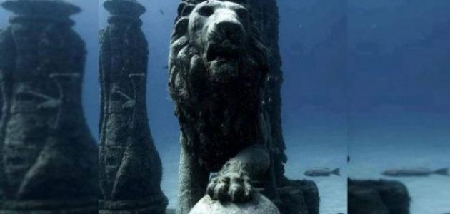 الآثار الفرعونية بالإسكندرية