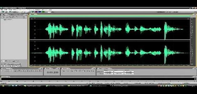 تسجيل الصوت على الكمبيوتر
