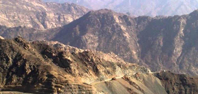 جبال مكة وعظمة الله في خلقها