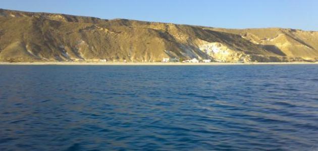 """نتيجة بحث الصور عن جزيرة جبل حسان """"جبل الحساني"""""""