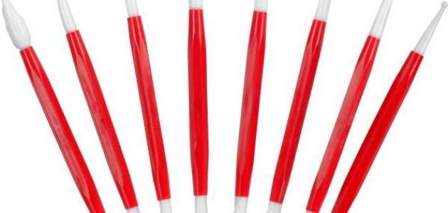 أدوات عجينة السكر