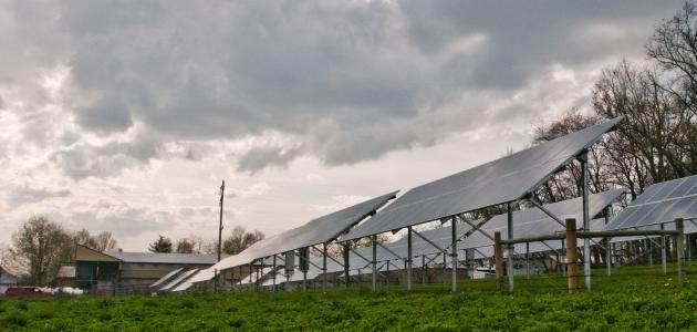 تحويل الطاقة الشمسية إلى كهربائية
