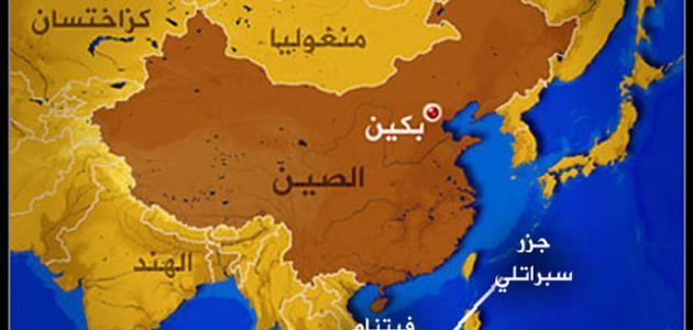 في أي قارة تقع الصين