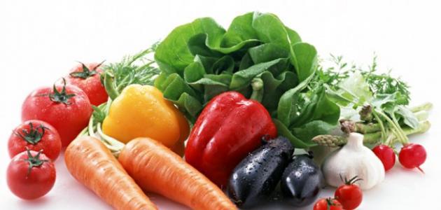 فوائد الطعام الطازج