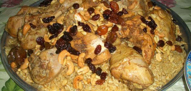 أشهر الأكلات السعودية - موضوع