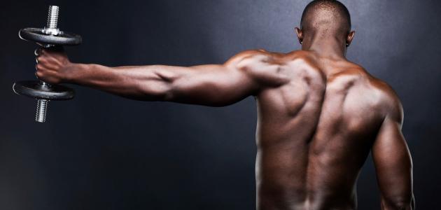 فوائد تمارين كمال الأجسام