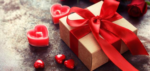 فن اختيار الهدايا للحبيب