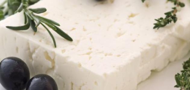 طريقة عمل الجبنة العكاوي