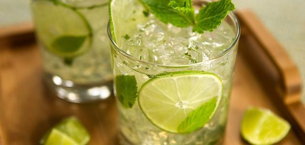 فوائد عصير الليمون بالنعناع للرجيم